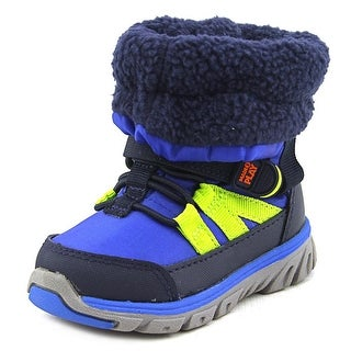 Stride Rite M2P Sneaker Boot W Round Toe Synthetic Winter Boot