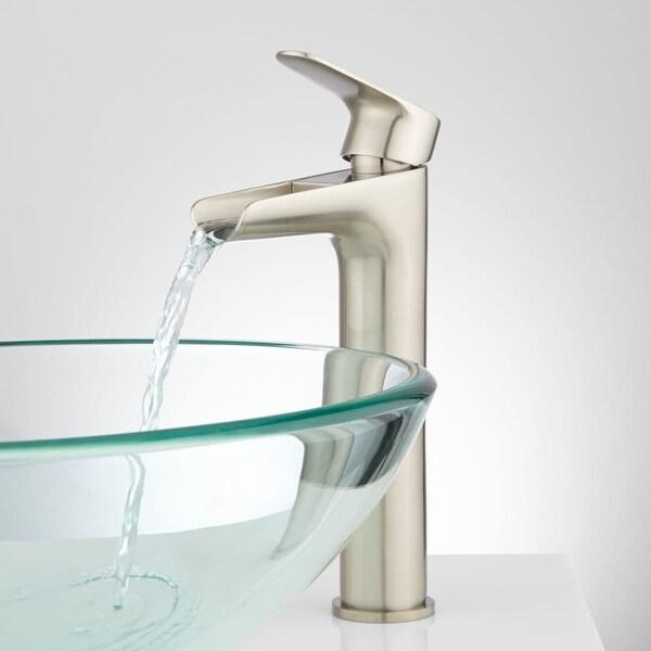 Signature Hardware 927331 No Pagosa Vessel Bathroom Faucet Drain Embly Incl