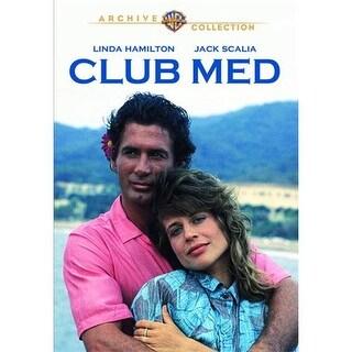 Club Med DVD Movie 1986
