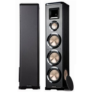 BIC Acoustech Platinum Series PL-980R Floorstanding Speaker - Right