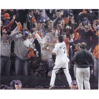 Signed Rodriguez Ivan Detroit Tigers 8x10 Photo autographed