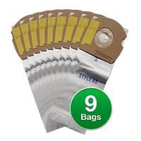 Replacement Vacuum Bag for Eureka 68155 / 319 3-Pack Replacement Vacuum Bag