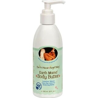 Earth Mama Angel Baby - Baby Body Butter ( 1 - 8 OZ)