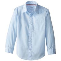 French Toast Boys 2T-4T Long Sleeve Dress Shirt