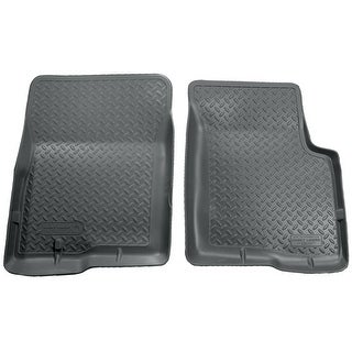 Husky Classic 2006-2008 Lincoln Mark LT Grey Front Floor Mats/Liners