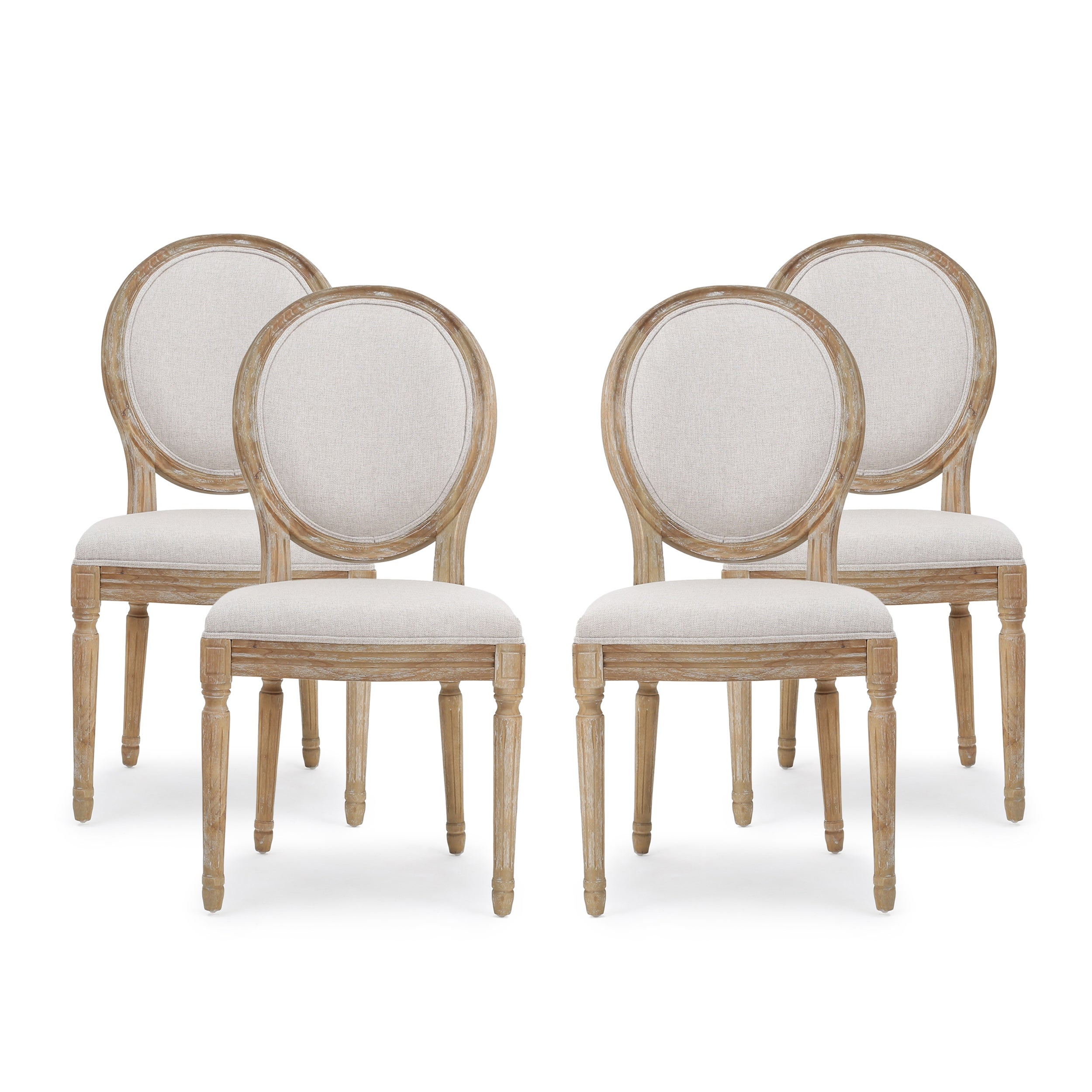 Christopher Knight Home Phinnaeus French Country Dining Chairs (Set of 4)