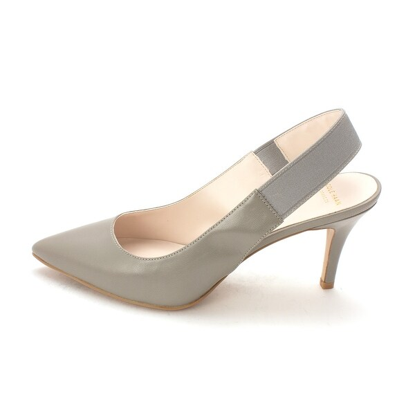 Cole Haan Womens Maurinesam Pointed Toe SlingBack Classic Pumps - 6