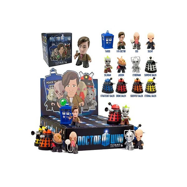 Doctor Who Titans 11th Doctor Series 1 Blind Box