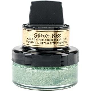 Cosmic Shimmer Glitter Kiss-Sea Green