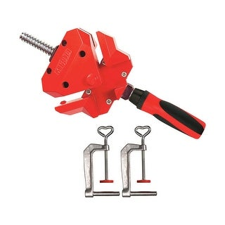 Bessey WS-3+2K Metal 90 Degree Angle Clamp