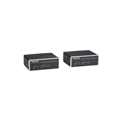 Black Box Network Services LB200A-R4 Ethernet Extender Vdsl 2 Pack Black Box Network Services LB200A-R4 Ethernet Extender Vdsl 2