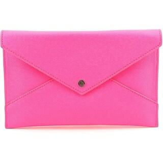 Danielle Nicole Tina Clutch Women PVC Pink Clutch