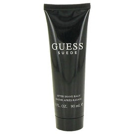 Guess Suede by Guess After Shave Balm 3 oz - Men