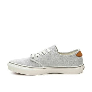 Vans Womens camden Low Top Lace Up Fashion Sneakers