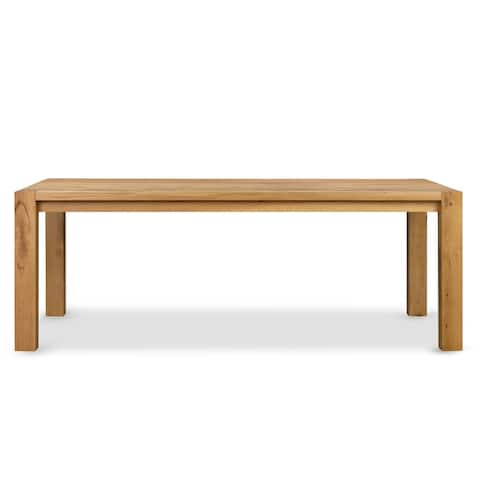 Poly and Bark Festa 82-inch Oak Dining Table