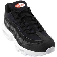 sale retailer abefa 3ebed Nike Mens Air Max 95 Premium Se Athletic  Sneakers