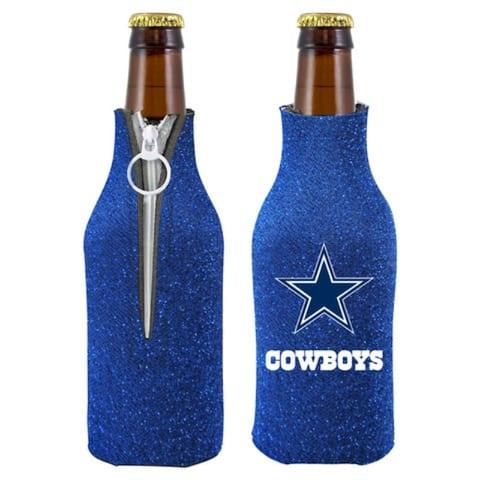 Dallas Cowboys Bottle Suit Holder - Glitter