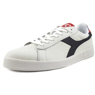 Diadora Game L Low Waxed Women Round Toe Synthetic Sneakers