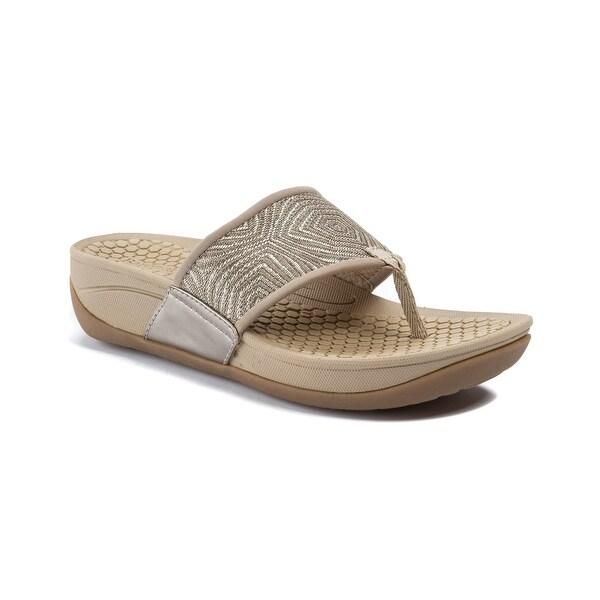 Baretraps Dasie Women's Sandals & Flip Flops Gold