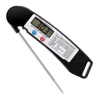 Link to Digital Meat Thermometer Digital Instant Read Food Cooking Thermometer Similar Items in Cooking Essentials