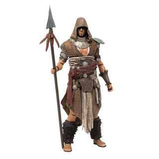 "Assassin's Creed Series 3 Ah Tabai 6"" Action Figure"