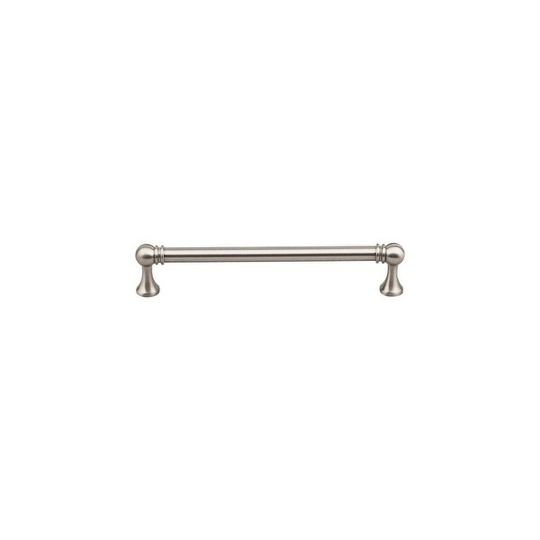 "Top Knobs TK804 Kara 6-5/16"" Center to Center Handle Cabinet Pull from the Serene Series - N/A"