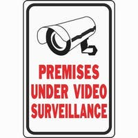 Hy-Ko Video Surveillance Sign