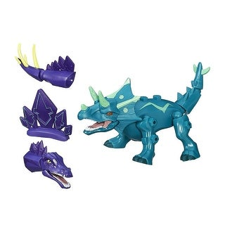 Jurassic World Hero Mashers Figure: Triceratops