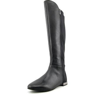 Tahari Ramses 2 Women Round Toe Leather Knee High Boot