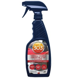 303 Products 30571 Automotive Tonneau Cover and Convertible Top Cleaner, 16 Oz
