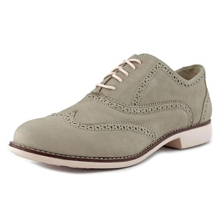 Cole Haan Gramercy Wing Ox II Round Toe Leather Oxford