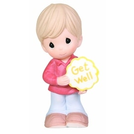 Precious Moments Get Well Figurine