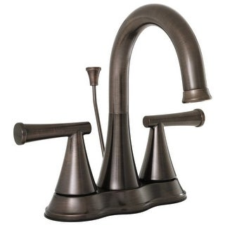Proflo PFWS2840 Centerset Bathroom Faucet with Pop-Up Drain Assembly