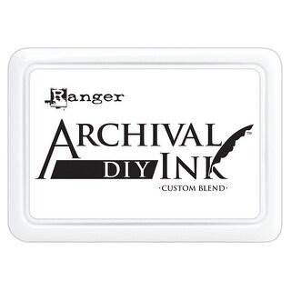 DIY Archival Ink Pad-Empty