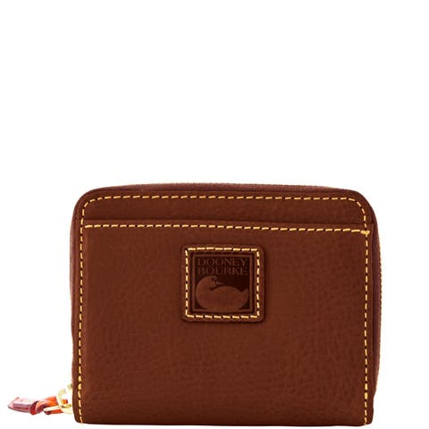 Dooney & Bourke Florentine Small Zip Around Wallet (Introduced by Dooney & Bourke in May 2012)