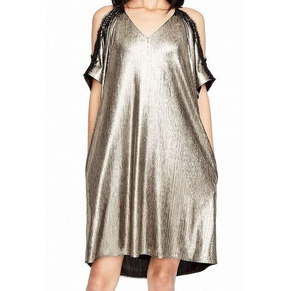 Rachel Roy Discount Gowns: Shop Rachel Rachel Roy Gold Women's Size Large L Metallic