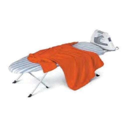 Honey-Can-Do BRD-01292 Folding Table Top Ironing Board, White