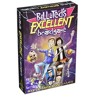 Bill & Ted's Excellent Board Game|https://ak1.ostkcdn.com/images/products/is/images/direct/d8b9ae8b6170be27ea07ef40a4b7e749c0d40813/Bill-%26-Ted%27s-Excellent-Board-Game.jpg?impolicy=medium