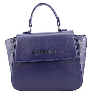 Versace Jeans Couture E1VMBBH5 Women   Leather  Messenger - Blue
