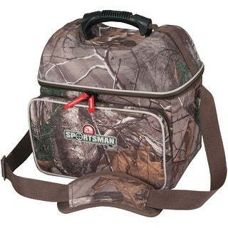Igloo 59798 Playmate Realtree Hard Top Gripper Cooler, Camouflage