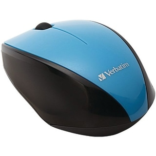 Verbatim VER97993M Wireless Multi-Trac Blue LED Optical Mouse