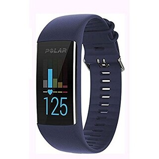 """Polar A370 Advanced Fitness Tracker-Blue A370 Fitness Tracker with Heart Rate"""