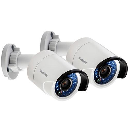 """""""Lorex LNB51PK2B 1080p Full HD NVR IP Security Camera"""""""