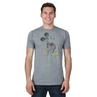 Distressed Classic Mickey T-Shirt