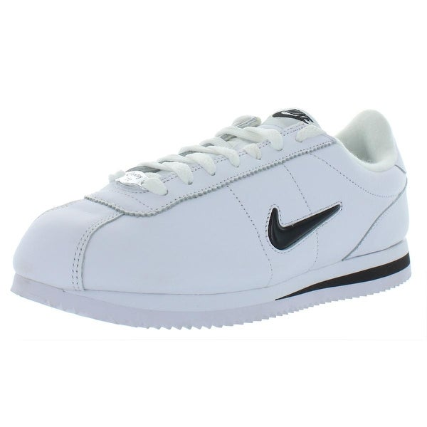 Shop Nike Mens Cortez Basic Jewel Fashion Sneakers Padded
