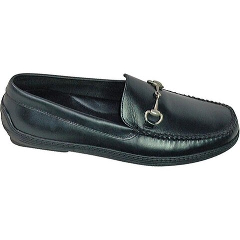 David Spencer Men's Bit Driver Black Waxy