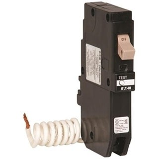 Cutler-Hammer CHFGFT115 Ground Fault Circuit Breakers, 15 Amp
