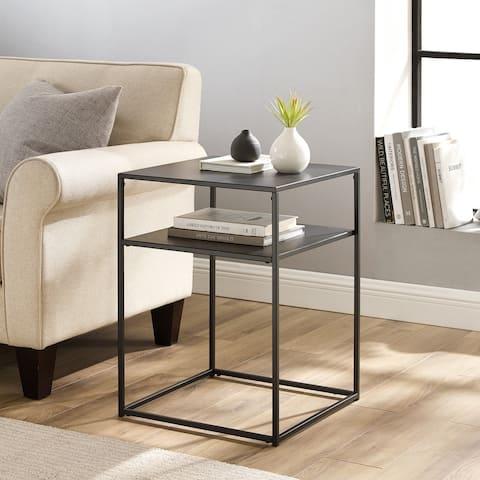 Braxton End Table - 18.13 W x 18.13 D x 24 H