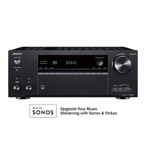 Onkyo TX-NR787 THX Certified 9.2-Channel Network A/V Receiver