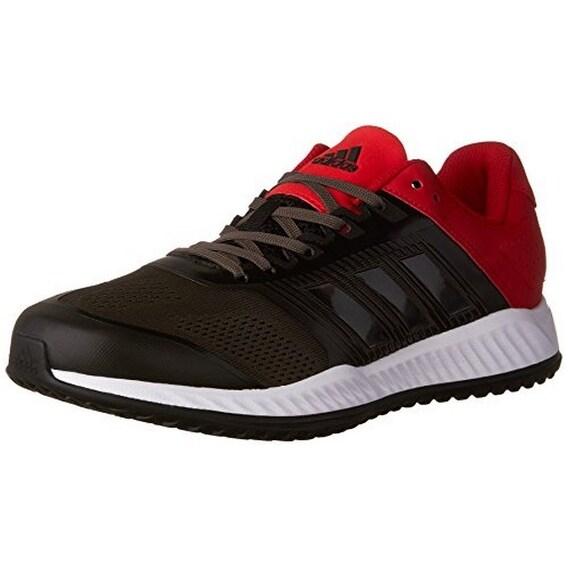 Adidas Mens Zg M, Utility Grey/Black/Scarlet